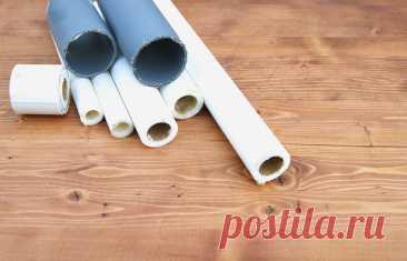Что можно сделать из остатков пластиковых труб? Полезные самоделки для мастерской | Поделкин | Пульс Mail.ru Простые самоделки из остатков пластиковых труб, которые пригодятся в мастерской или гараже.