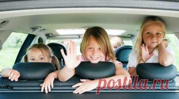 10 способов развлечь ребенка (и себя) в дороге   Мужской журнал JK Men's