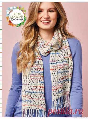 """Журнал """"Knit Now"""" №130 2021   Вязание для женщин спицами. Схемы вязания спицами"""