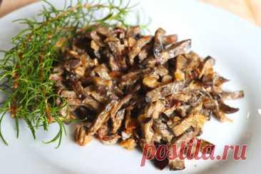 Баклажаны как грибы – рецепт с фото