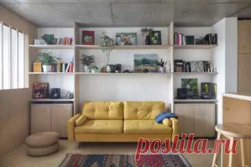 30 крутых примеров расположения картин за диванами - Квартира, дом, дача - медиаплатформа МирТесен