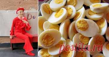 В Японии женщины пьют кофе и едят яйца так, что могут похудеть до 8 кг за две недели. Едят много, а весят меньше всех.