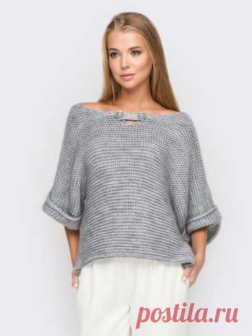 Стильный пуловер для женщин.