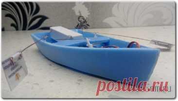 Самодельная весельная лодка - Все Сам - сайт о самодельщиках и самоделках