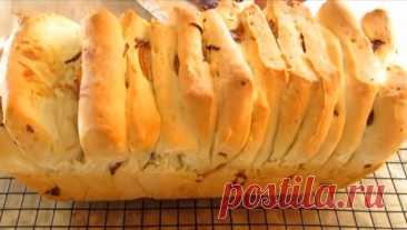 Отрывной луковый хлеб: идеальное блюдо для любого застолья