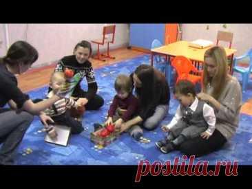 Комплексные занятия для детей от 1,5 до 2 лет.
