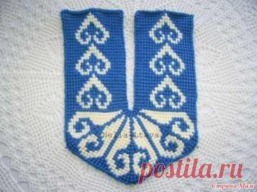 Моя цель не научить Вас тунисскому вязанию, а поделиться как я вяжу тапочки тунисской техникой вязания. Попробуем связать тапочки, поехали!