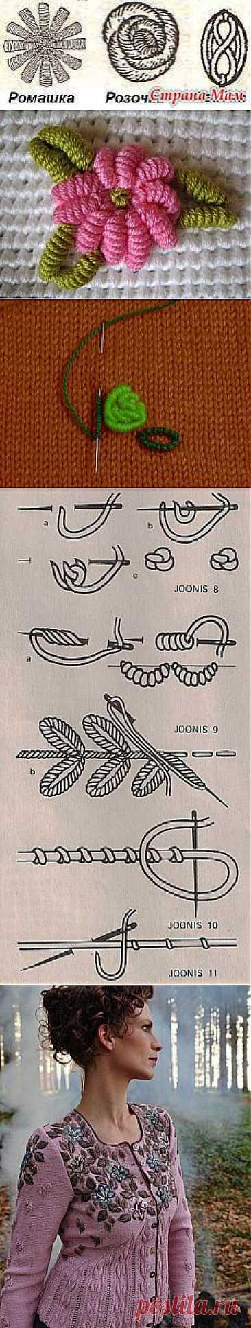 El bordado del rococó por la tela tejida - las recepciones básicas.