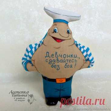 Игрушка сувенир мужчина военный – купить на Ярмарке Мастеров – BOBJ7RU   Мягкие игрушки, Новороссийск