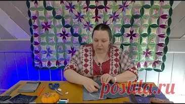 """мастер-класс """"Косметичка-рыбка моя"""" Занятие проводит Елена Николаевна Бобошина"""