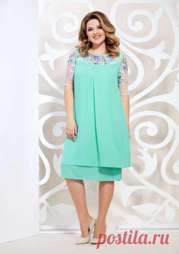 Платье Mira Fashion 4828-3 купить с доставкой по России | Интернет-магазин BelaRosso-shop.ru