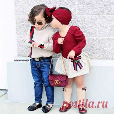 Детская мода! Модная одежда для детей 2021-2022: фото, тенденции, идеи образов