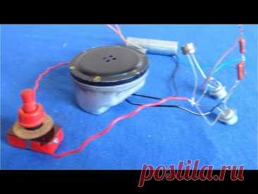 Как сделать Звуко-генератор управляемый светом.