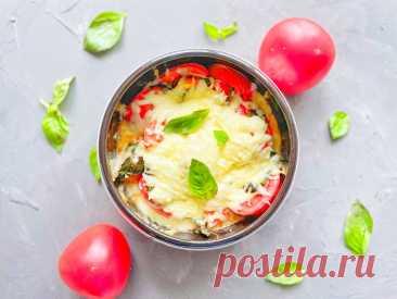 Привезла из отпуска рецепт помидоров в духовке: друзья говорят, в Италии их готовят и на обед, и на ужин (занимает 15 минут) | Сладкий Персик 🍑 | Яндекс Дзен