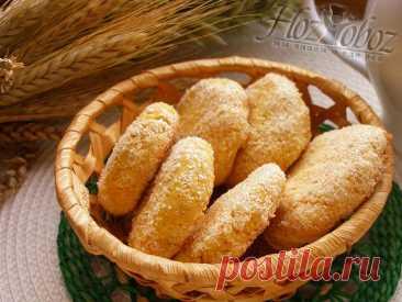 Печенье из кукурузной муки, интересный рецепт | ХозОбоз - рецепты с историей