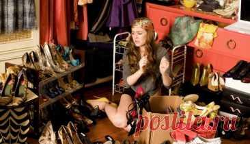 Как навести порядок навсегда Модная одежда и дизайн интерьера своими руками