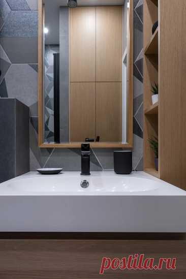 Кухня, мини-гостиная, спальня и рабочая зона: как уместили все в маленькой квартире   ivd.ru