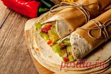 Вкусные простые начинки для рулета из лаваша. Сохраните рецепты, чтобы не забыть! | «Едим Дома» с Юлией Высоцкой | Яндекс Дзен