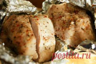 Индейка быстро и вкусно - пошаговый рецепт с фото на Повар.ру