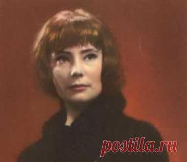 Сегодня 04 мая в 1934 году родился(ась) Татьяна Самойлова