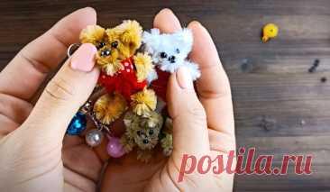 Плюшевый мишка без вязанья и шитья буквально за пару минут   Рекомендательная система Пульс Mail.ru