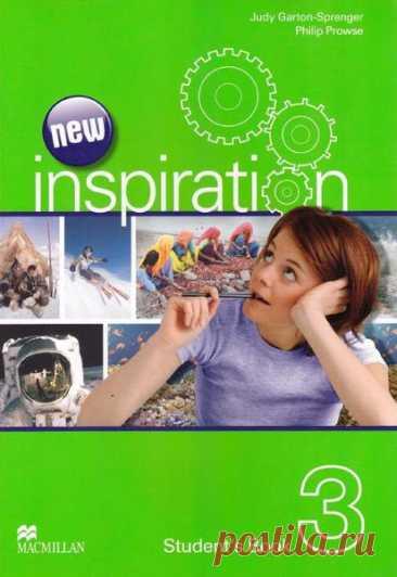 New Inspiration 3. Student's Book (2012) pdf