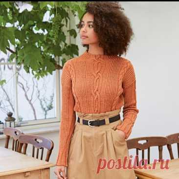 Подборка моделей от 19 октября. Описания и схемы. | knitting_in_trendd | Яндекс Дзен