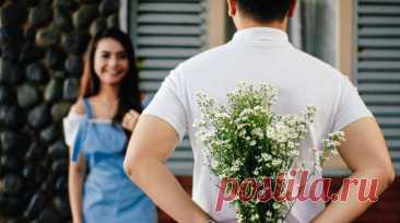 Фразы, которые говорят друг другу счастливые пары