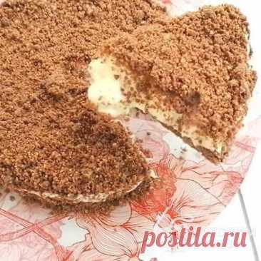 Райский Торт со сметанным кремом без выпечки - Ваши любимые рецепты - медиаплатформа МирТесен Очень вкусный и нежный сметанный торт – десерт. Духовка нам сегодня не потребуется, Шоколадный торт со сметанным кремом готовится без выпечки. Готовится просто, быстро, надо будет только подождать, чтобы крем стабилизировался. Он настолько нежный, что можно сказать, он просто тает во рту! Вкусный и