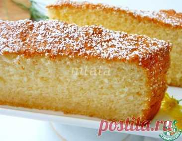 Пирог молочный – кулинарный рецепт