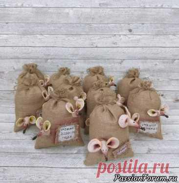 Мышки-воришки МК | Разнообразные игрушки ручной работы