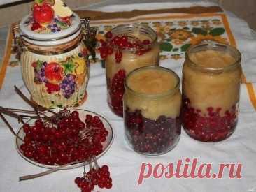 Калина с медом  Калина с медом - самое лучшее лекарство и запас витаминов; можно заготовить на зиму.Ягоды калины ошпарьте кипятком и протрите через дуршлаг или сито. Добавьте к калине мед в пропорции 1:1, перемешайте и оставьте в комнате на неделю.  Принимайте по 1 ст. ложке натощак - и витаминный запас на день обеспечен! Показать полностью...