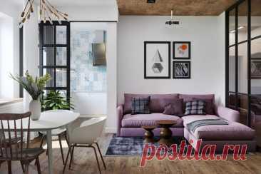 Как сделать больше маленькую квартиру