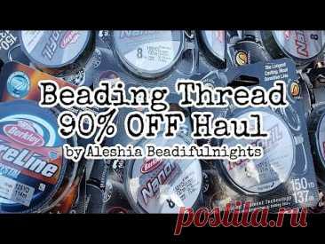 Beading Thread 90% OFF Haul