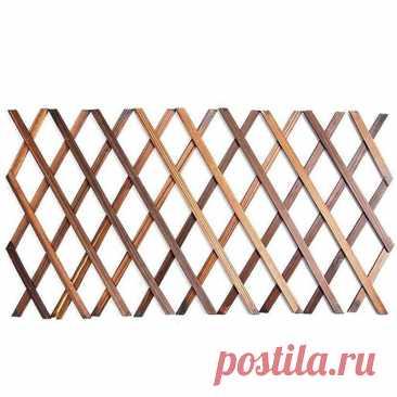 BMBY-расширяющаяся деревянная сетчатая решетка для сада, настенная решетка для забора, для дома, сада, садового украшения, подъемная рама   Дом и сад   АлиЭкспресс