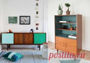 Редизайн интерьера. Как обновить мебель без лишних трат? | Про дизайн и ремонт | Яндекс Дзен