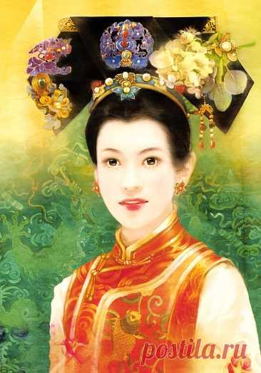Любовь и сердце самурая...