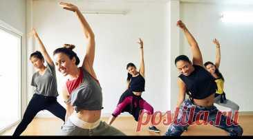 Танцы для похудения - как современные танцы влияют на снижение веса