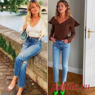 Как носить узкие джинсы в 2021 и выглядеть стильно: 8 свежих образоы для разных случаев Джинсы — это незаменимый элемент женского гардероба. Они всегда будут уместны. Сочетать их можно с любыми вещами и для любых случаев. Узкие джины — вневременная … Читай дальше на сайте. Жми подробнее ➡