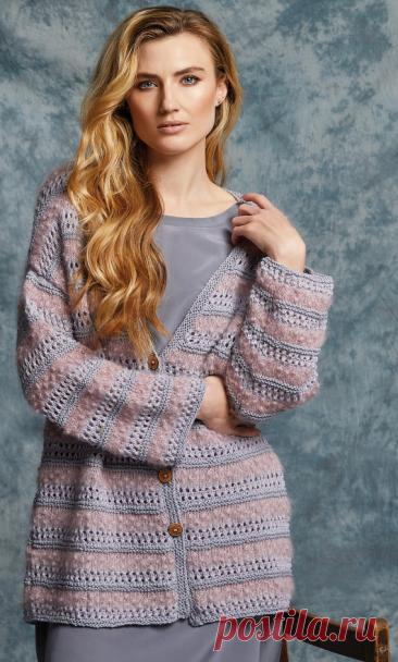 Кардиган и пуловер Taro | ДОМОСЕДКА