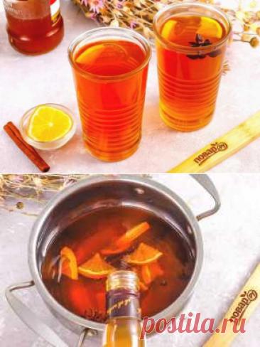 Английский грог   Вкусные кулинарные рецепты