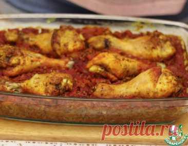 Курица с гречкой – кулинарный рецепт