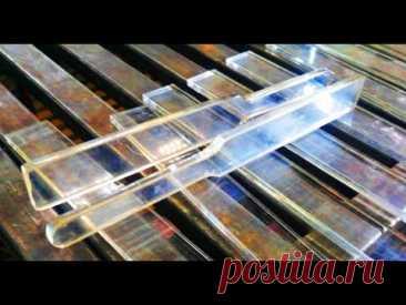 Стеклянные палочки стукалочки. Инструмент для без покрасочного ремонта. PDR оснастка своими руками