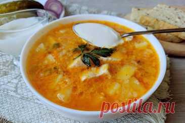 Рассольник: добавьте себе в кулинарную копилку рецепт этого вкусного супа