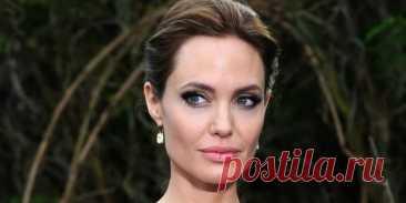 Анджелина Джоли пришла напремьеру фильма «Вечные» спятью детьми: Яндекс.Новости
