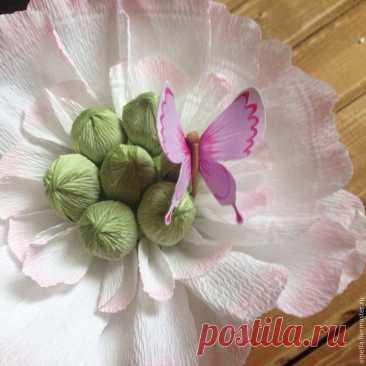 Мастер-класс : Букет-цветок «Скабиоза» для начинающих | Журнал Ярмарки Мастеров Букет-цветок «Скабиоза» для начинающих – бесплатный мастер-класс по теме: Do It Yourself / Сделай сам ✓Своими руками ✓Пошагово ✓С фото