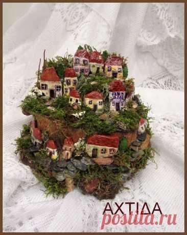 Строим маленькие деревни!