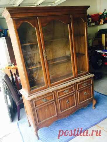 Реставрация старого шкафа своими руками: ремонт и декор