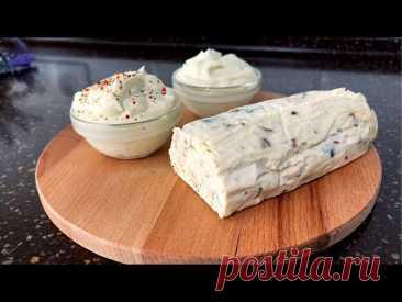 Турецкий сливочный сыр всего из 3 ингредиентов! Все будут в восторге