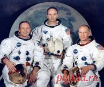 Сегодня 20 июля в 1969 году Американский космический корабль «Аполлон-11» совершил первую в истории посадку на Луну